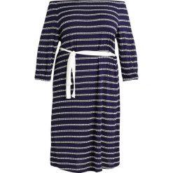 Sukienki hiszpanki: Anna Field Curvy Sukienka z dżerseju dark blue/offwhite