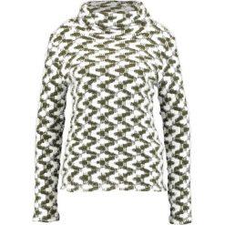 Swetry klasyczne damskie: Smash LOXIE Sweter army