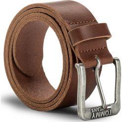 Pasek Męski TOMMY JEANS - Tjm Classic Belt 4.0 AM0AM03363 85 257. Brązowe paski męskie Tommy Jeans, w paski, z jeansu. Za 179,00 zł.