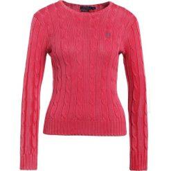 Swetry klasyczne damskie: Polo Ralph Lauren JULIANNA Sweter faded red
