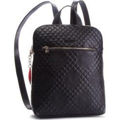 Plecak DESIGUAL - 18WAXPBO 2000. Czarne plecaki damskie Desigual, ze skóry ekologicznej. Za 349,90 zł.