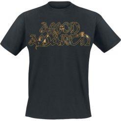 Amon Amarth Thor Logo T-Shirt czarny. Czarne t-shirty męskie z nadrukiem Amon Amarth, m, z okrągłym kołnierzem. Za 74,90 zł.