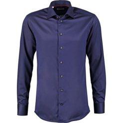 Eton SLIM FIT Koszula biznesowa navy. Białe koszule męskie slim marki Eton, m, z bawełny. Za 609,00 zł.