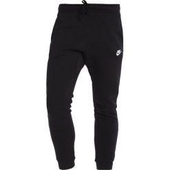 Nike Sportswear CLUB Spodnie treningowe black. Różowe spodnie dresowe męskie marki Nike Sportswear, l, z nylonu, z okrągłym kołnierzem. Za 379,00 zł.