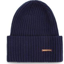 Czapka TRUSSARDI JEANS - Hat Rib-Knitted 59Z00079 U290. Niebieskie czapki zimowe damskie marki Trussardi Jeans, z jeansu. Za 189,00 zł.