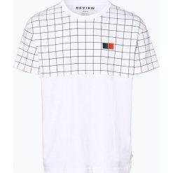 Review - T-shirt męski, czarny. Niebieskie t-shirty męskie marki Review. Za 59,95 zł.