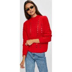 Vero Moda - Sweter Nila. Różowe swetry klasyczne damskie Vero Moda, l. W wyprzedaży za 99,90 zł.