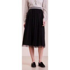 Odzież: BOSS CASUAL BATULL Spódnica trapezowa black