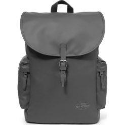 """Plecaki męskie: Plecak """"Austin"""" w kolorze szarym – 34 x 42 x 11 cm"""