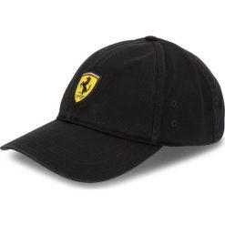 Czapka z daszkiem PUMA - Sf Fanwear BBCap 021774 02 Black. Czarne czapki z daszkiem damskie marki Puma, z bawełny. W wyprzedaży za 119,00 zł.