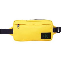 Calvin Klein Jeans SPORT ESSENTIAL SLING M Torba na ramię yellow. Żółte torby na ramię męskie Calvin Klein Jeans, z jeansu, na ramię. Za 299,00 zł.