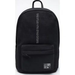 Plecak z kieszenią - Czarny. Czarne plecaki męskie marki Cropp. Za 99,99 zł.