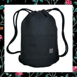 Plecaki męskie: ROSES & BLACK dwustronny plecak SACK IT!