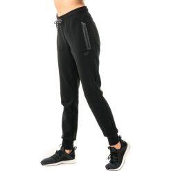 Spodnie dresowe damskie: 4f Spodnie damskie H4L18-SPDD002 czarne r. S