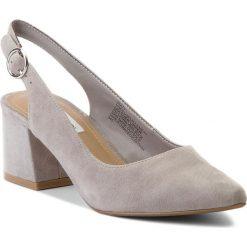Sandały damskie: Sandały STEVE MADDEN – Dizzy Pump 91001113-10003-12001 Grey