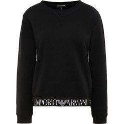 Emporio Armani Bluza nero. Czarne bluzy rozpinane damskie Emporio Armani, z bawełny. Za 779,00 zł.