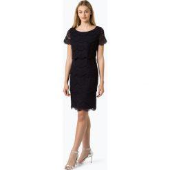 Sukienki hiszpanki: Vera Mont Collection - Damska sukienka wieczorowa, niebieski