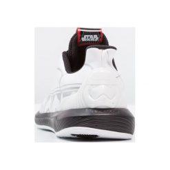 Adidas Performance STARWARS RAPIDARUN Obuwie do biegania treningowe footwear white/core black/scarlet. Białe buty sportowe chłopięce adidas Performance, z gumy. Za 229,00 zł.