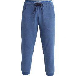 LNDR DANDER TRACKPANTS Spodnie treningowe blue marl. Niebieskie bryczesy damskie LNDR, xs, z bawełny. Za 629,00 zł.