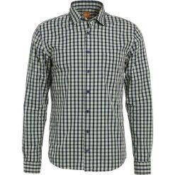 Koszule męskie na spinki: BOSS Orange EPOP Koszula green