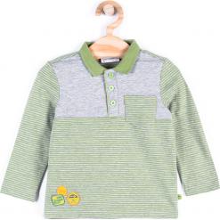 Koszulka. Zielone t-shirty chłopięce z krótkim rękawem Cars, z bawełny. Za 24,90 zł.