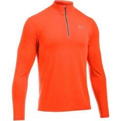 Under Armour Bluza Sportowa Threadborne Streaker 1/4 Zip Phoenix Fire Reflective L. Czerwone bluzy męskie rozpinane marki KALENJI, m, z elastanu, z długim rękawem, długie. W wyprzedaży za 133,00 zł.