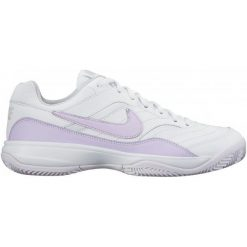 Nike Buty Tenisowe Women's Court Lite Clay Tennis Shoe 38.5. Brązowe buty do fitnessu damskie Nike, ze skóry, nike court. W wyprzedaży za 189,00 zł.