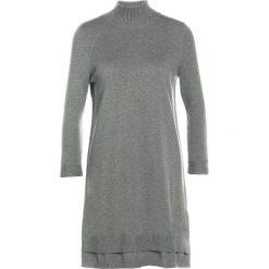 Repeat Sukienka dzianinowa khaki. Brązowe sukienki dzianinowe Repeat. W wyprzedaży za 734,30 zł.