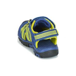 Sandały sportowe Dziecko  Kangaroos  OSATO. Niebieskie buty sportowe chłopięce marki KangaROOS. Za 149,00 zł.