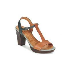 Sandały Chie Mihara  DENSHA. Brązowe sandały damskie Chie Mihara. Za 943,20 zł.