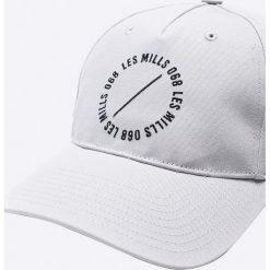 Reebok - Czapka. Szare czapki z daszkiem męskie marki Reebok, l, z dzianiny, z okrągłym kołnierzem. W wyprzedaży za 59,90 zł.