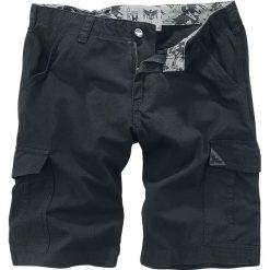 Black Premium by EMP Army Vintage Shorts Krótkie spodenki czarny. Czarne spodenki i szorty męskie marki Black Premium by EMP. Za 144,90 zł.