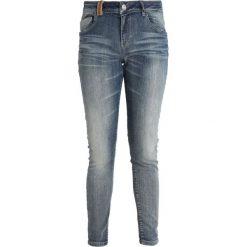 Mos Mosh BRADFORD IDA  Jeans Skinny Fit blue. Niebieskie boyfriendy damskie Mos Mosh, z bawełny. Za 599,00 zł.