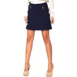 Odzież damska: Spódnica Kartus w kolorze granatowym