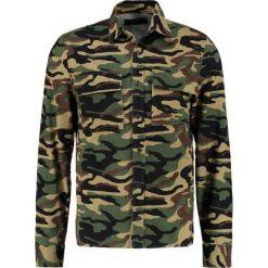 Koszule męskie na spinki: Religion TRIPPER Koszula camo
