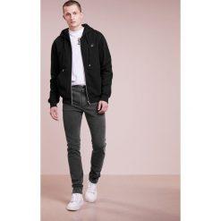 McQ Alexander McQueen CLEAN ZIP HOODIE Bluza rozpinana black. Czarne bejsbolówki męskie McQ Alexander McQueen, l, z bawełny. Za 989,00 zł.
