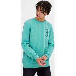 Bluzy męskie: Bluza z hawajskim nadrukiem