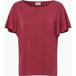 Vila - T-shirt damski – Viatetsy, czerwony. Czerwone t-shirty damskie Vila, l. Za 129,95 zł.