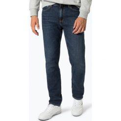 Calvin Klein Jeans - Jeansy męskie, niebieski. Niebieskie jeansy męskie regular Calvin Klein Jeans. Za 449,95 zł.