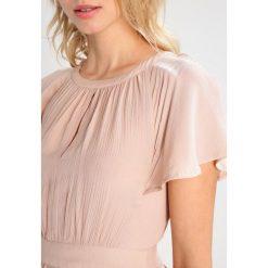 Sessun MEXICALI Sukienka letnia shell. Różowe sukienki letnie Sessun, xs, z jedwabiu. W wyprzedaży za 552,30 zł.