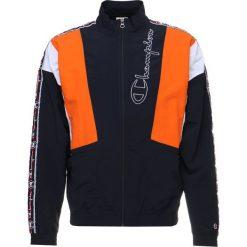 Kurtki sportowe męskie: Champion Reverse Weave FULL ZIP TOP Kurtka sportowa dark blue