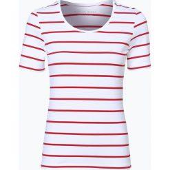 Apriori - T-shirt damski, czarny. Niebieskie t-shirty damskie marki Apriori, l. Za 129,95 zł.