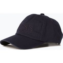 Czapki z daszkiem męskie: BOSS Casual - Męska czapka z daszkiem – Fritz, niebieski