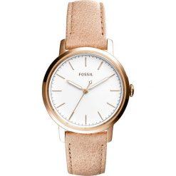 Zegarek FOSSIL - Neely ES4185  Light Brown/Rose Gold. Różowe zegarki damskie marki Fossil, szklane. Za 479,00 zł.