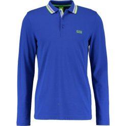 Koszulki polo: BOSS Green PLISY  Koszulka polo blue