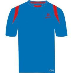 T-shirty chłopięce: Huari Koszulka dziecięca Azteca French Blue/fiery Red r. 146