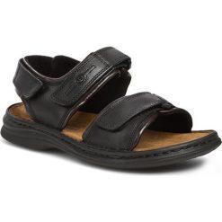 Sandały męskie skórzane: Sandały JOSEF SEIBEL – Rafe 10104 35 602 Montana