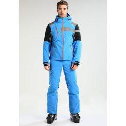 Kurtki narciarskie męskie: Spyder TITAN Kurtka narciarska french blue/black/polar