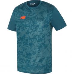 Koszulka New Balance MT710005TNO. Szare koszulki sportowe męskie New Balance, m, z materiału. Za 129,99 zł.