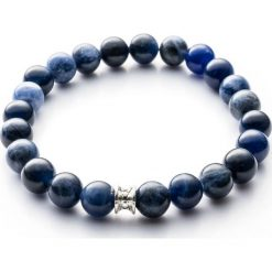 Biżuteria i zegarki damskie: Bransoletka Gemini Basic Blue B4-G